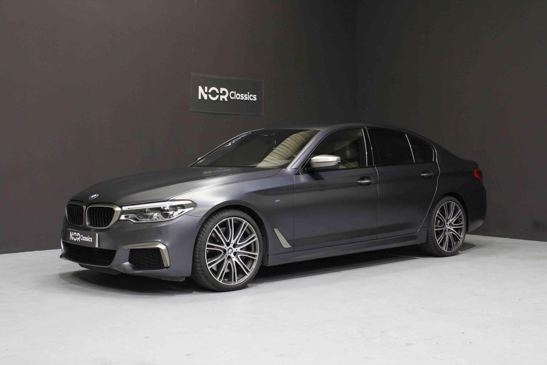 BMW M550d Individual 2018