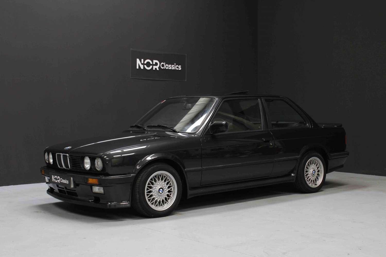 BMW E30 325i SPORT M-Technic 1 1987 RESERVADO