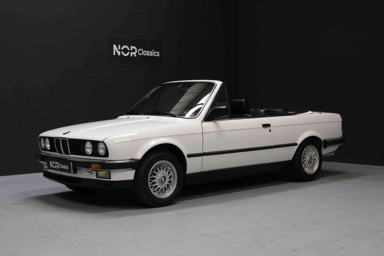 BMW E30 325i Cabriolet 1986